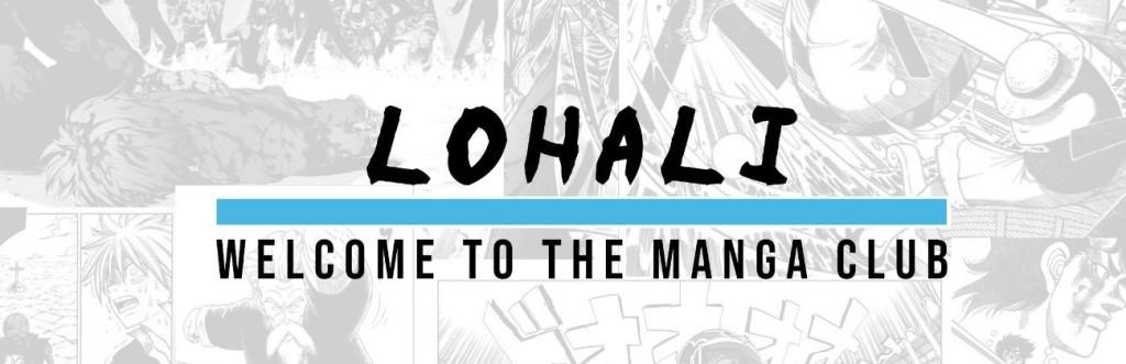 Lohali, Welcome to the Manga Club logo